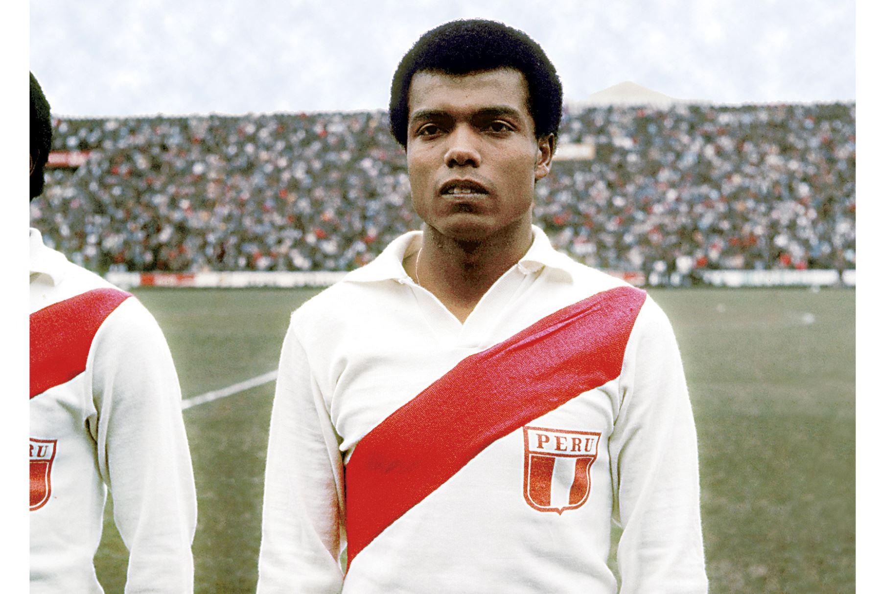 Teofilo Cubillas.Foto: ANDINA/archivo El Peruano