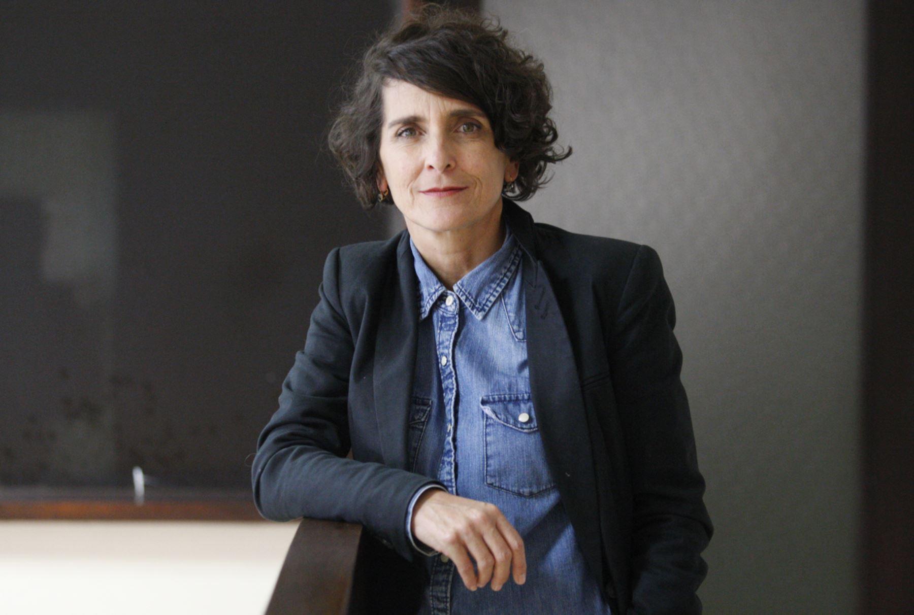 Norma Martínez. ANDINA/Eddy Ramos