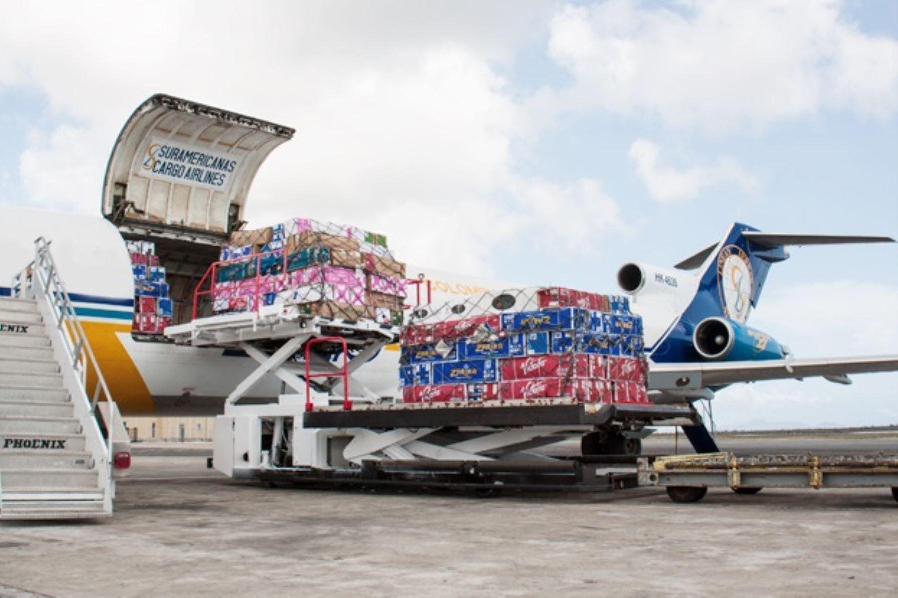 Trujillo exportará arándano, palta y espárrago a Miami de forma directa. ANDINA