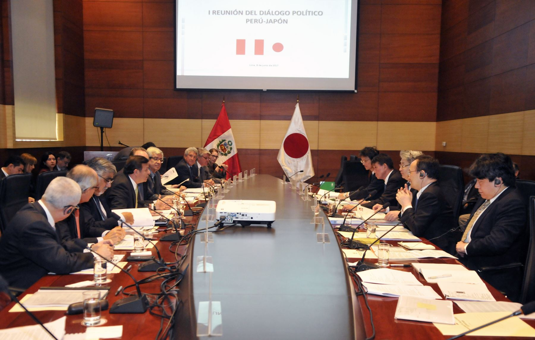 Peru, Japan reiterate will to boost integration and trade