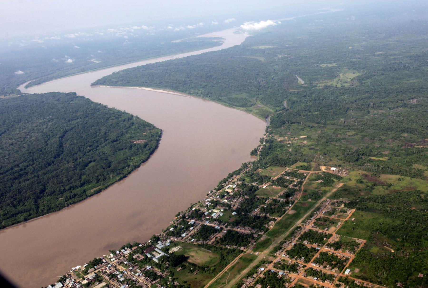 Los ríos amazónicos Marañón y Napo se encuentran en alerta roja tras registrar un continuo aumento de su caudal, informó el Servicio Nacional de Meteorología e Hidrología (Senamhi). ANDINA/Difusión
