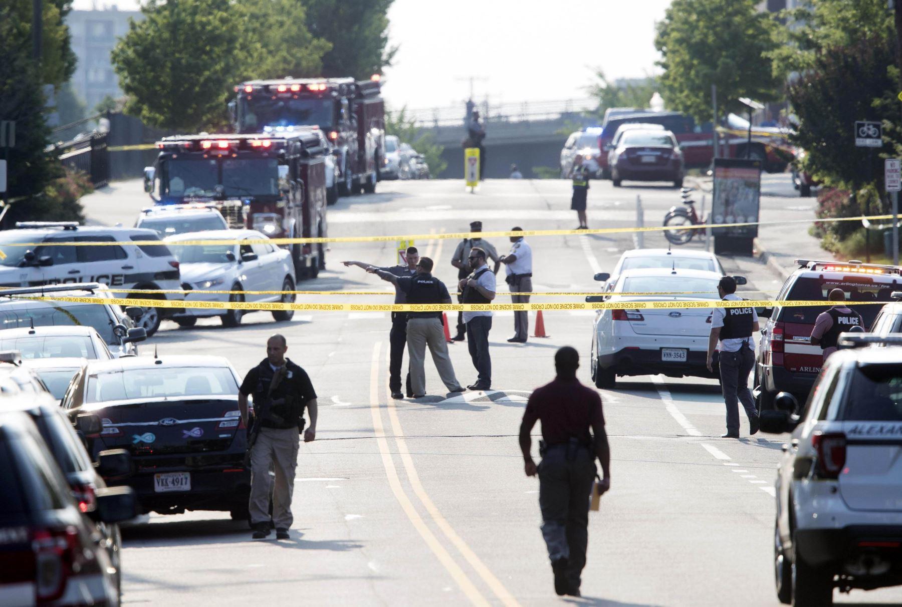 Tiroteo en un instituto de secundaria en Texas deja cuatro heridos