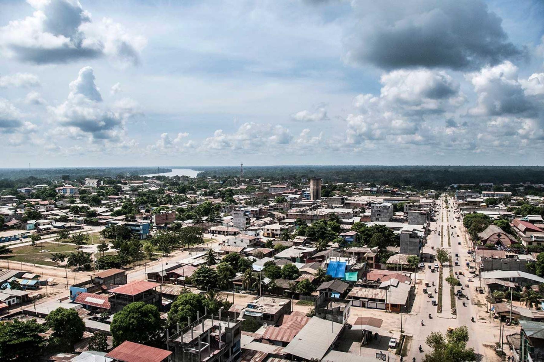 Papa Francisco  llegará a Puerto Maldonado a bendecir a la población que lo espera con ansias y emoción. IIRSA Sur