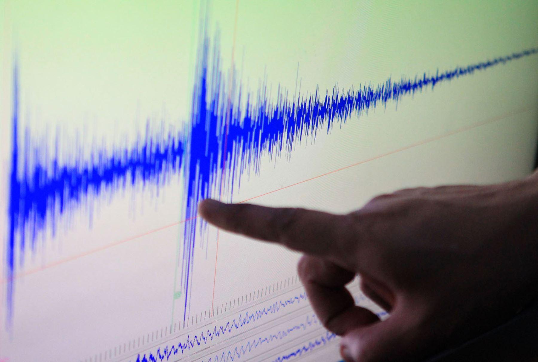 Dos sismos remecieron esta madrugada las regiones de Arequipa y Pasco. ANDINA/Héctor Vinces