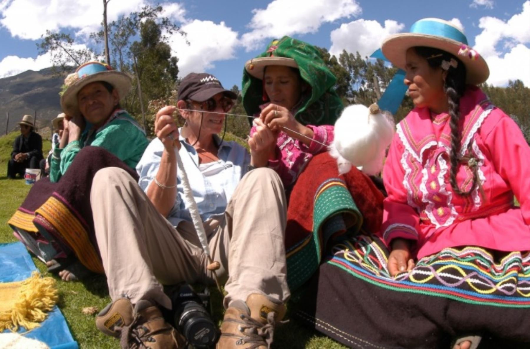 Turismo Rural Comunitario. ANDINA/Difusión