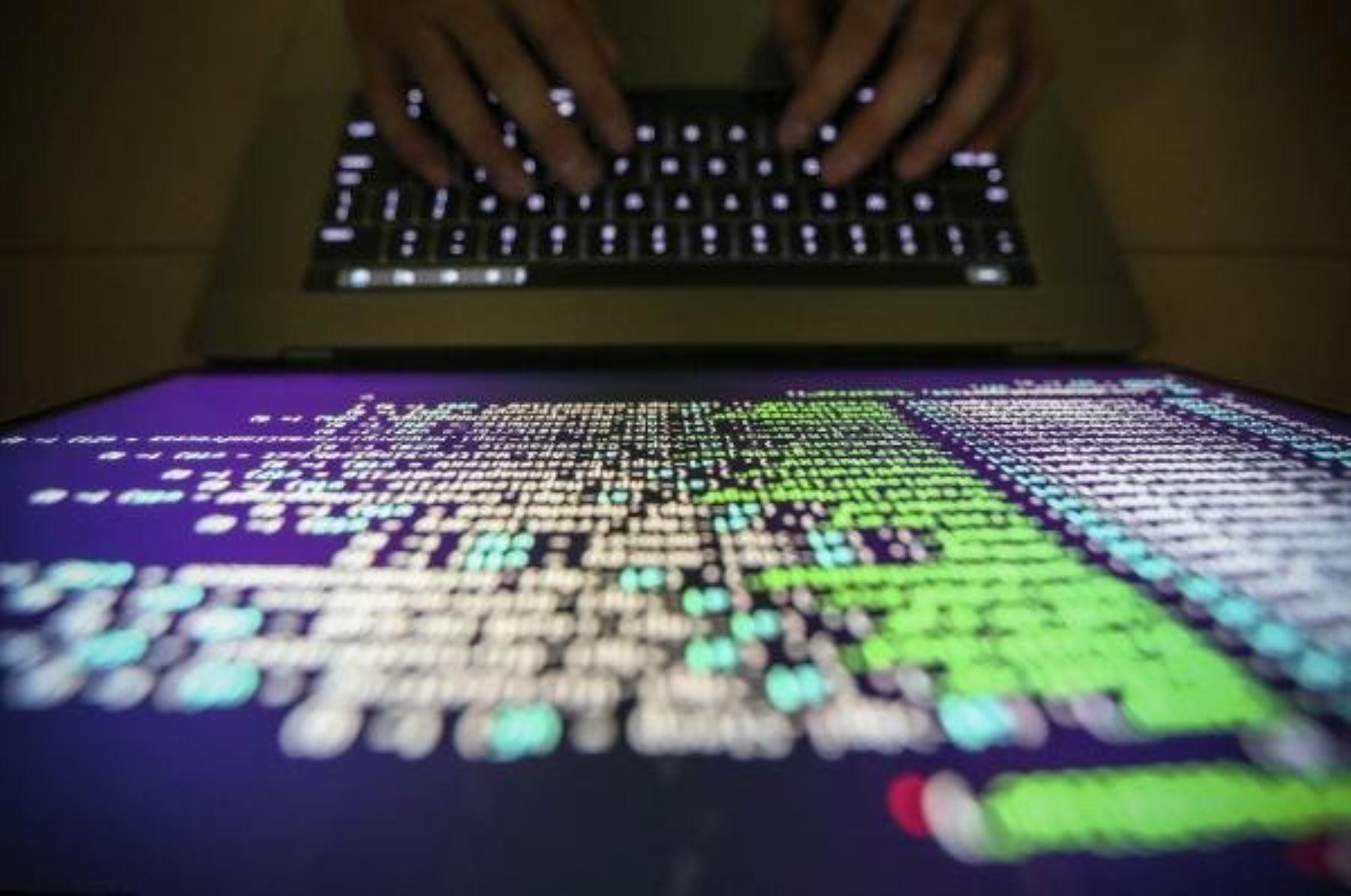 Ciberataques. EFE