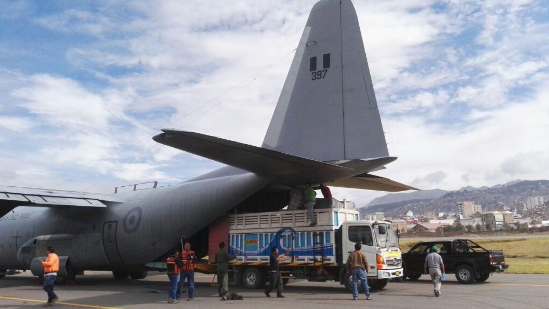 Perú llevará ayuda humanitaria a Cuba. ANDINA/Difusión