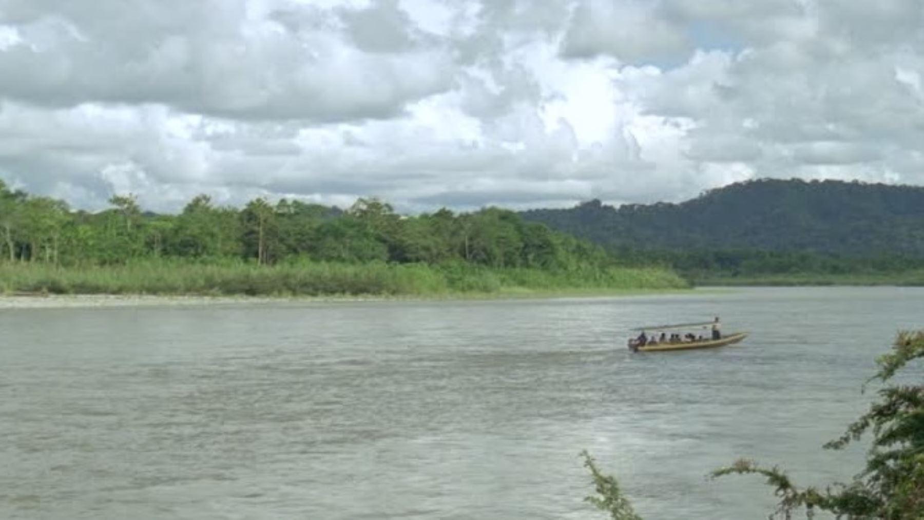 Debido a las lluvias de moderada intensidad que se vienen registrando en los últimos días en la Selva, el nivel de agua del río Napo continúa en ascenso y en alerta roja, informó el Servicio Nacional de Meteorología e Hidrología (Senamhi).ANDINA/Difusión