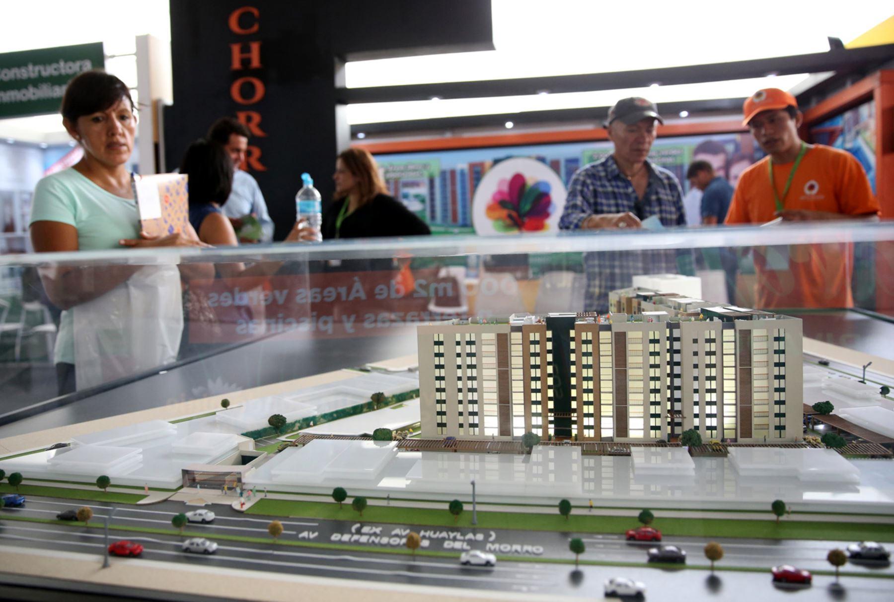 Feria inmobiliaria ANDINA/Difusión
