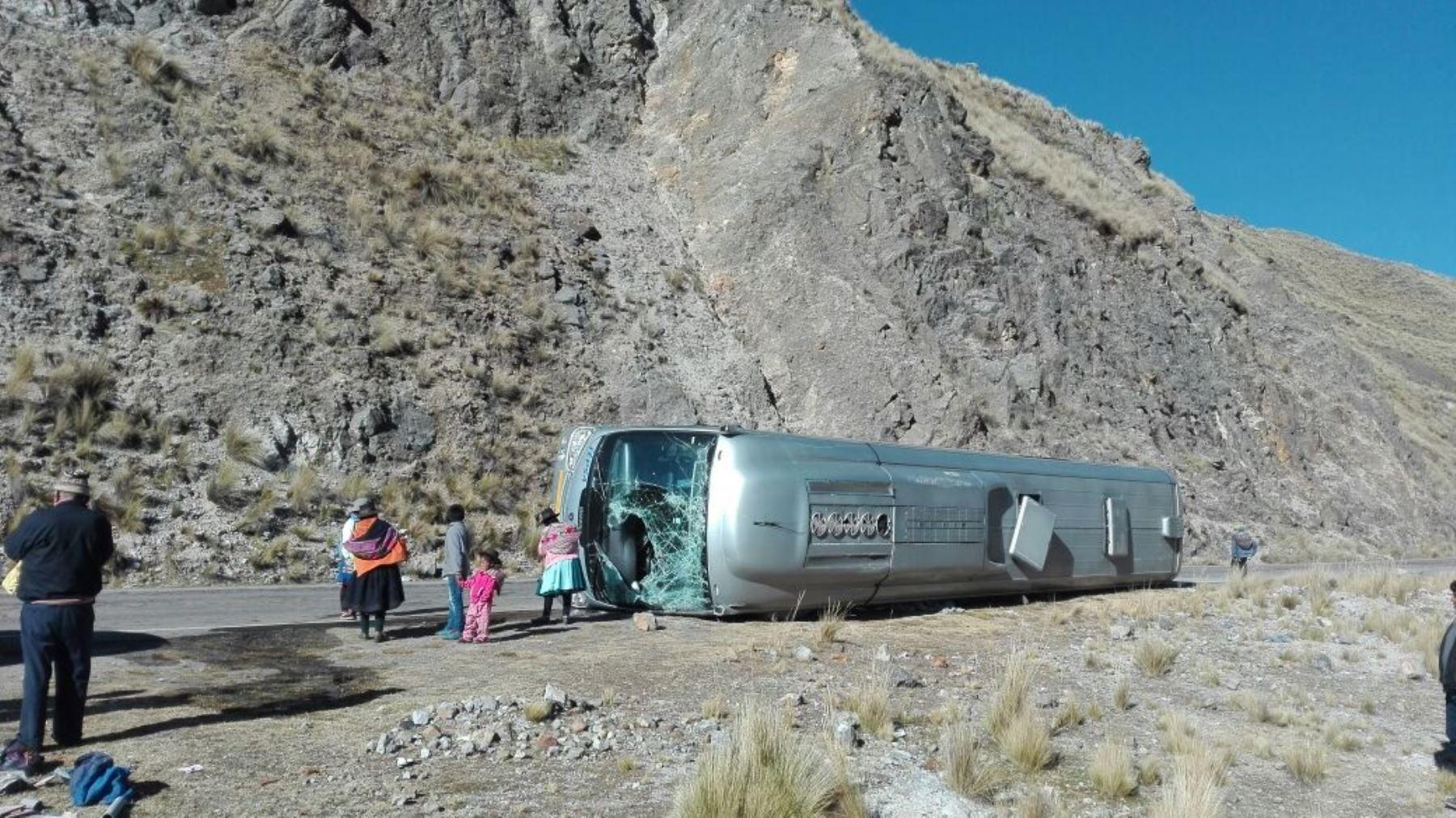 Sutran: bus que protagonizó accidente en Vía Los Libertadores tenía SOAT y CITV vigentes