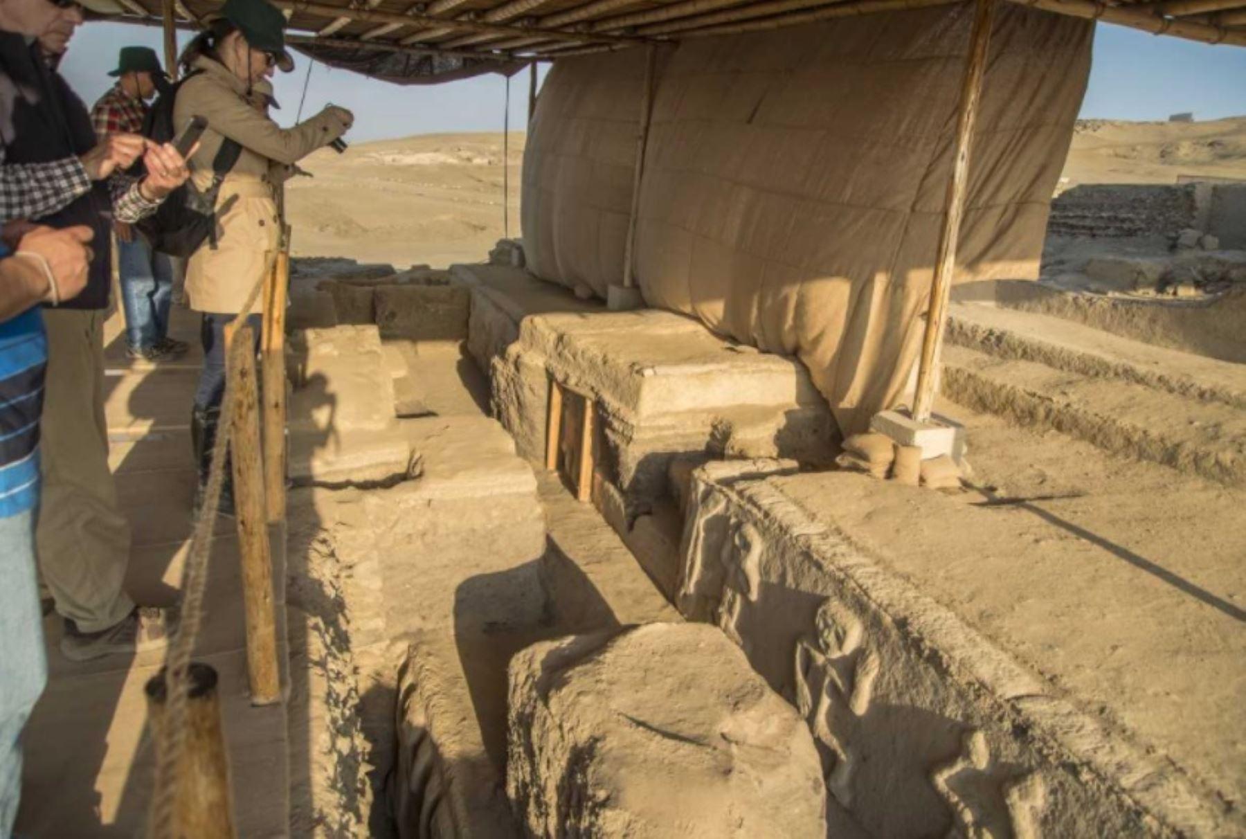 Hallazgos prueban que Áspero lideró interacción intercultural hace 5,000 años. ANDINA/Difusión