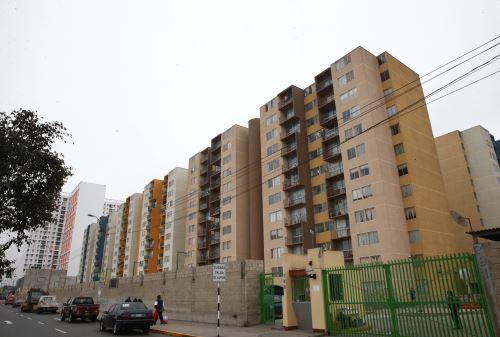 Nuevos departamentos de viviendFoto: . ANDINA/Difusión