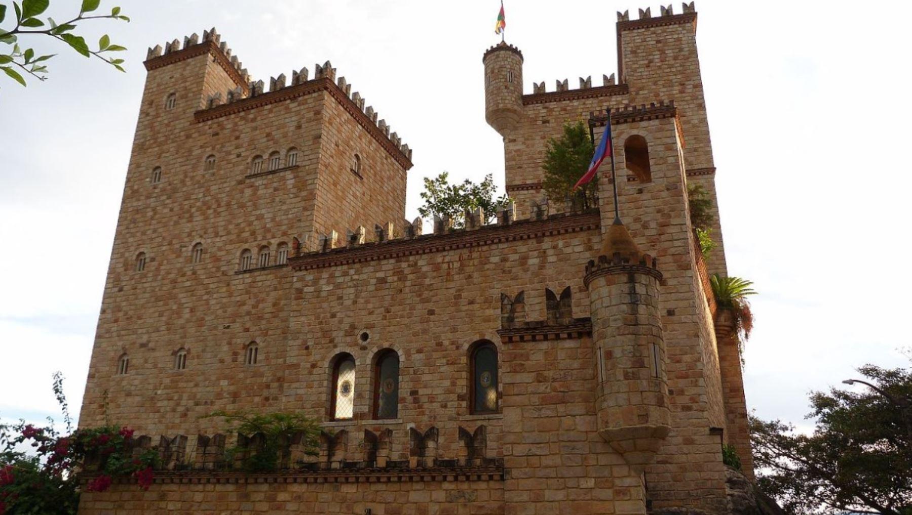 Castillo de Lamas, región San Martín. Foto: Dirección Regional de Turismo de San Martín.
