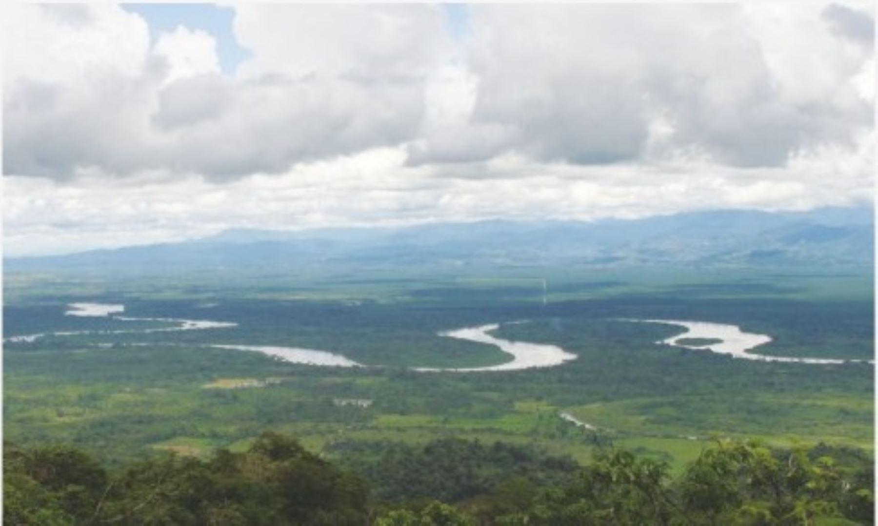 Mirador de Atusparia, en la provincia de Tocache, región San Martín. Foto: Dirección Regional de Turismo de San Martín.