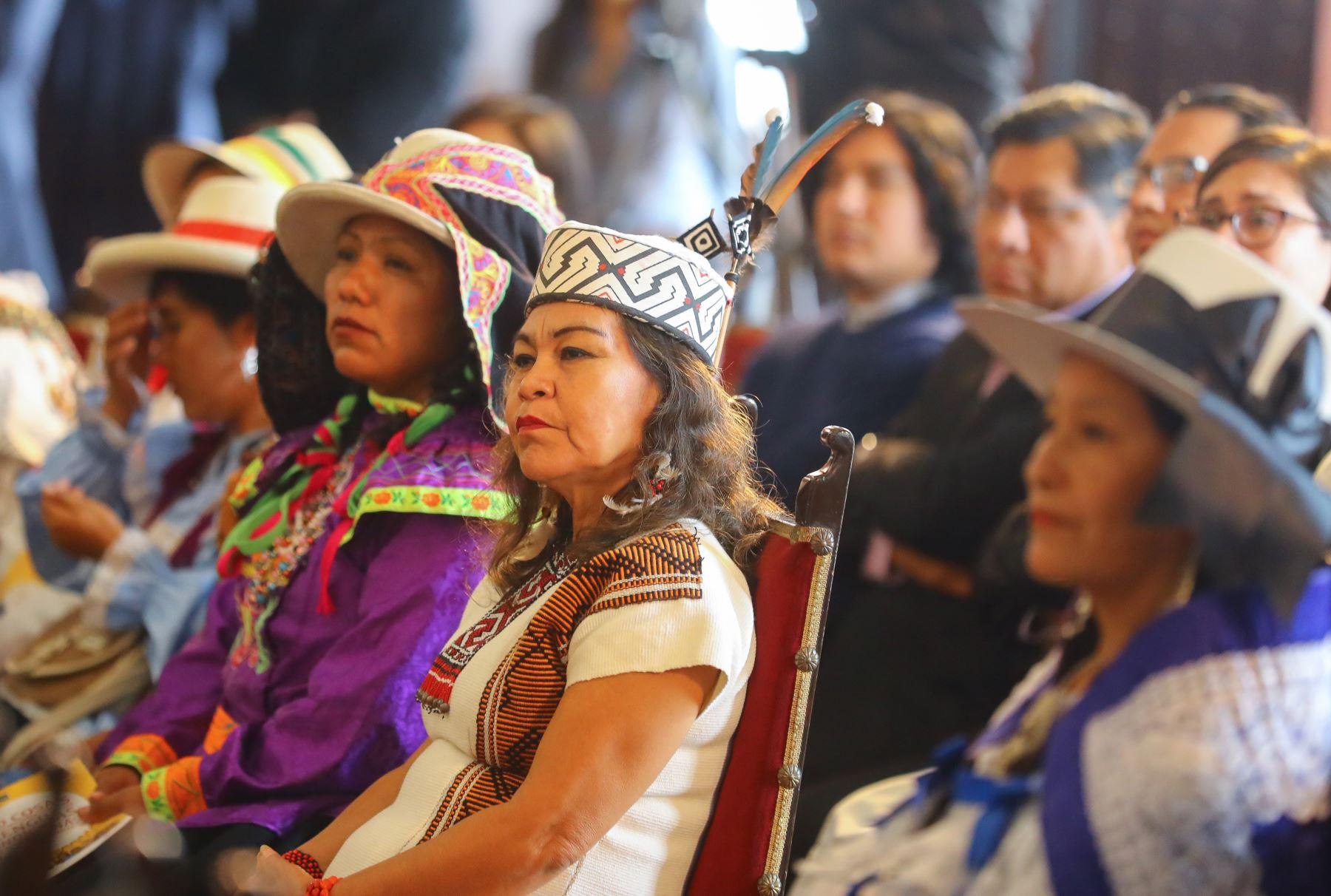 El Ministerio de Cultura concluyó con éxito el proceso de convocatoria para el Décimo Curso de Intérpretes y Traductores en Lenguas Indígenas. ANDINA/Prensa Presidencia