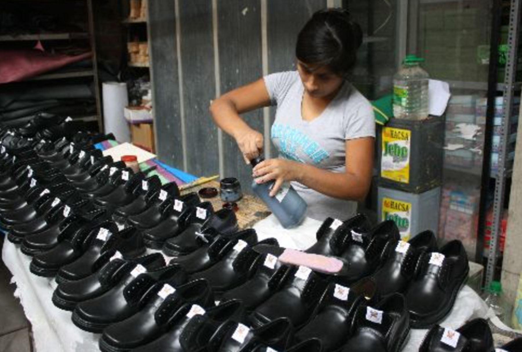Emprendedores. Foto: ANDINA/Difusión