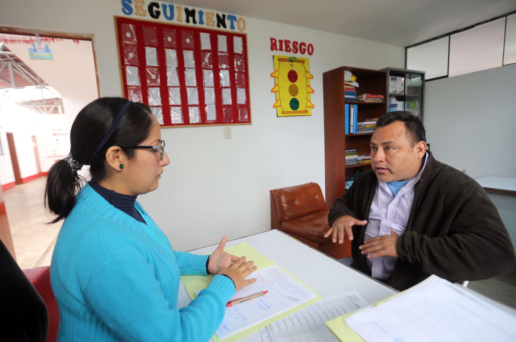 Huaral: centro de salud mental comunitario beneficiará a 20000 habitantes de Aucallama - Agencia Andina