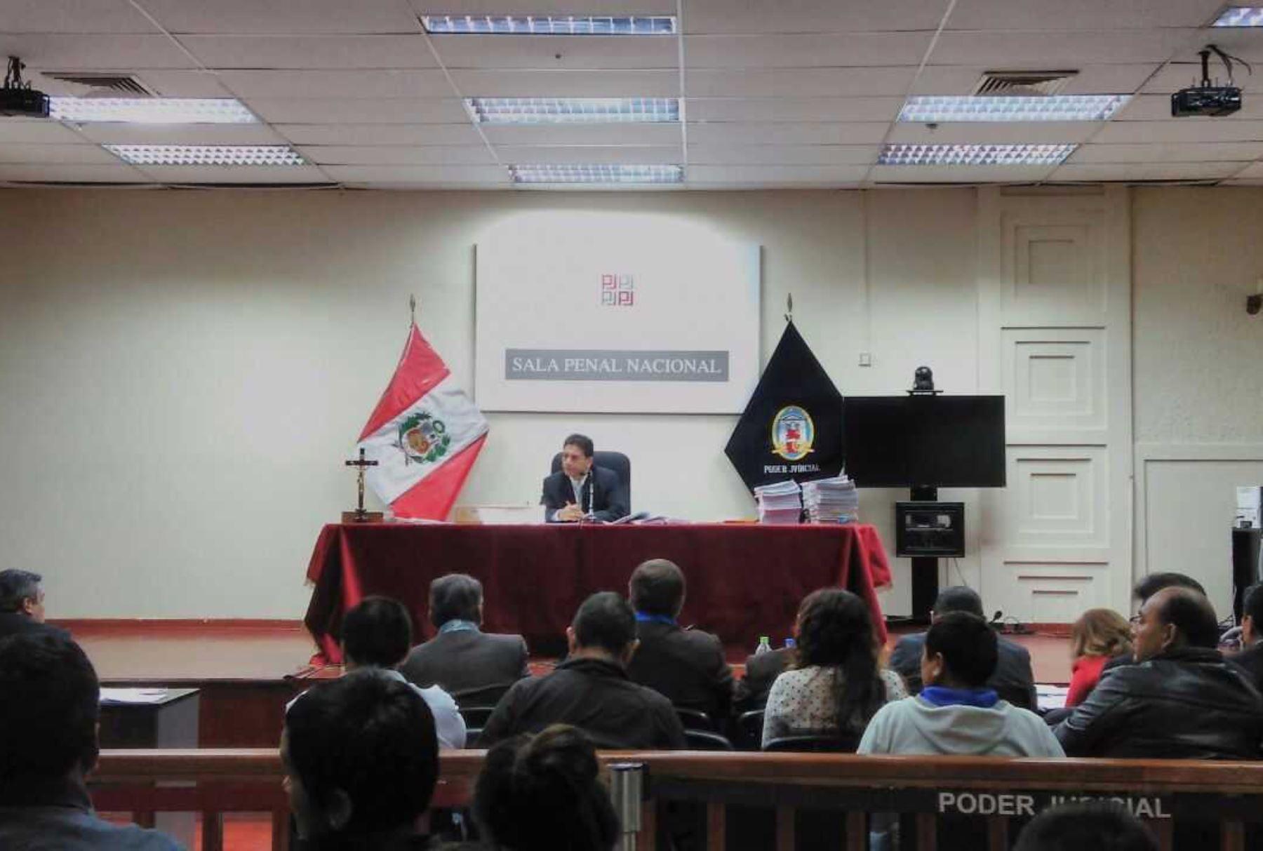 Primer Juzgado Penal Nacional dictó 18 meses de prisión preventiva contra el alcalde de la provincia de Tocache), David Bazán Arévalo, por el presunto delito de favorecimiento al terrorismo y vínculos con el narcotráfico.