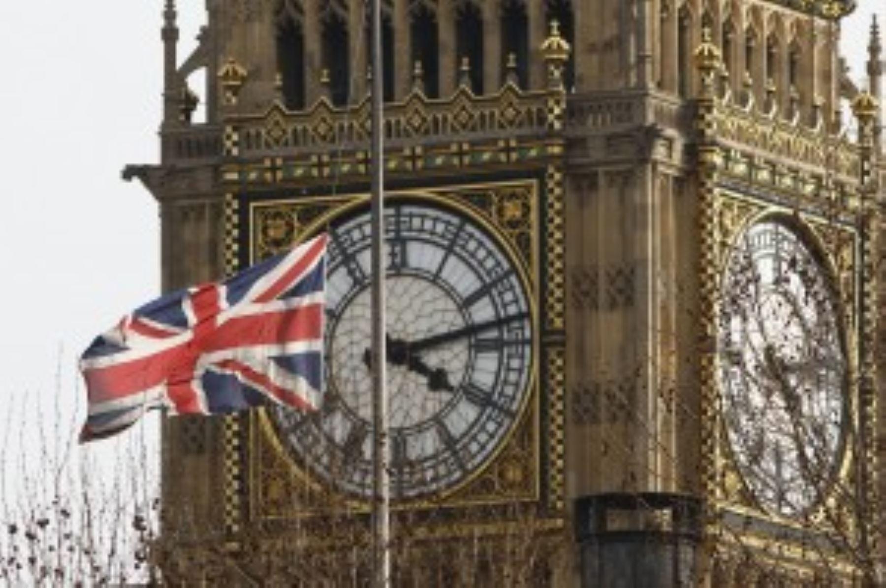 El Big Ben de Londres Foto: AFP