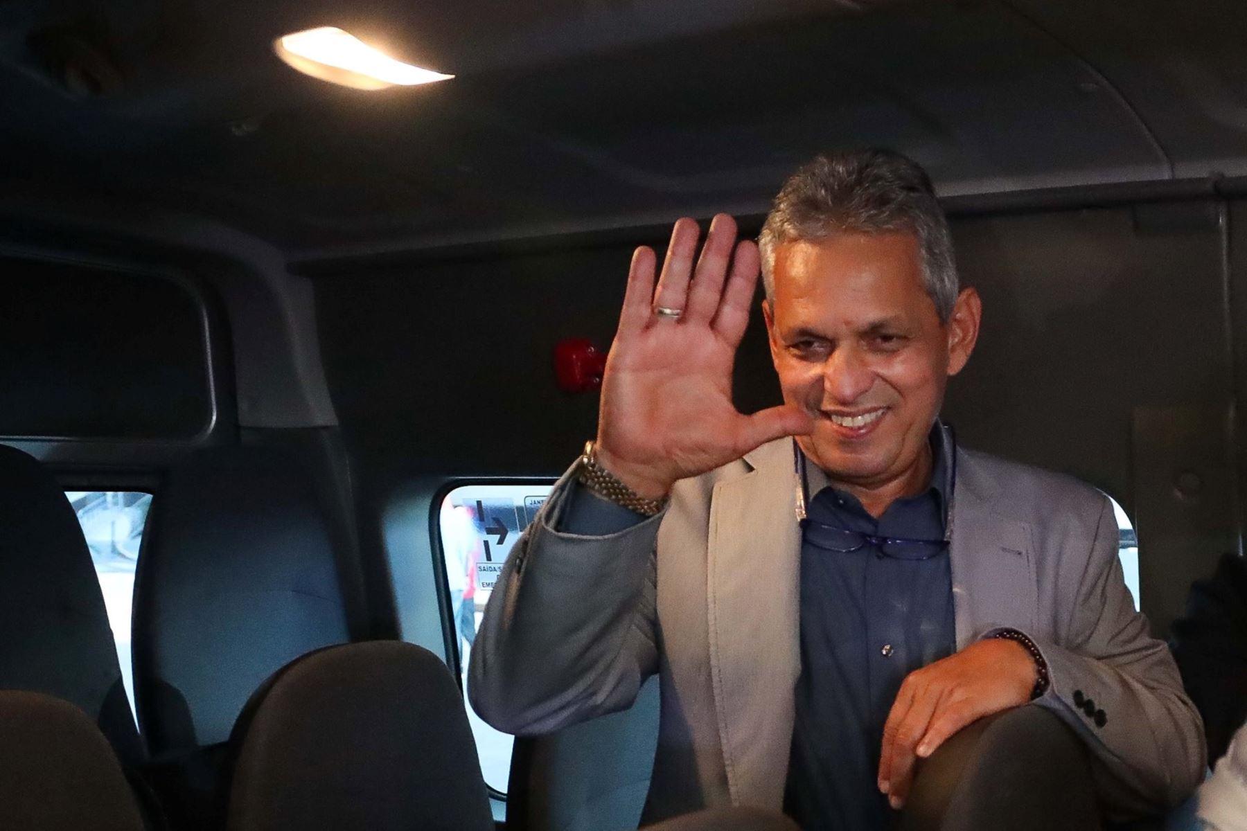 Reinaldo Rueda asumió como nuevo técnico del Flamengo