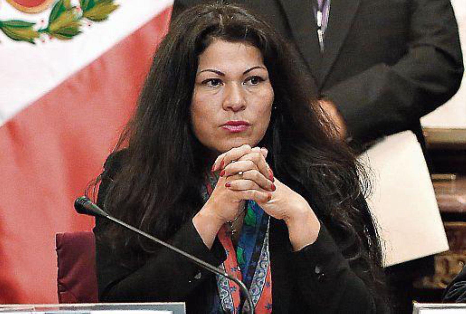 PJ evaluará levantamiento de inmunidad de Yesenia Ponce