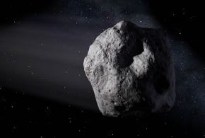 Asteroide. Foto: NASA