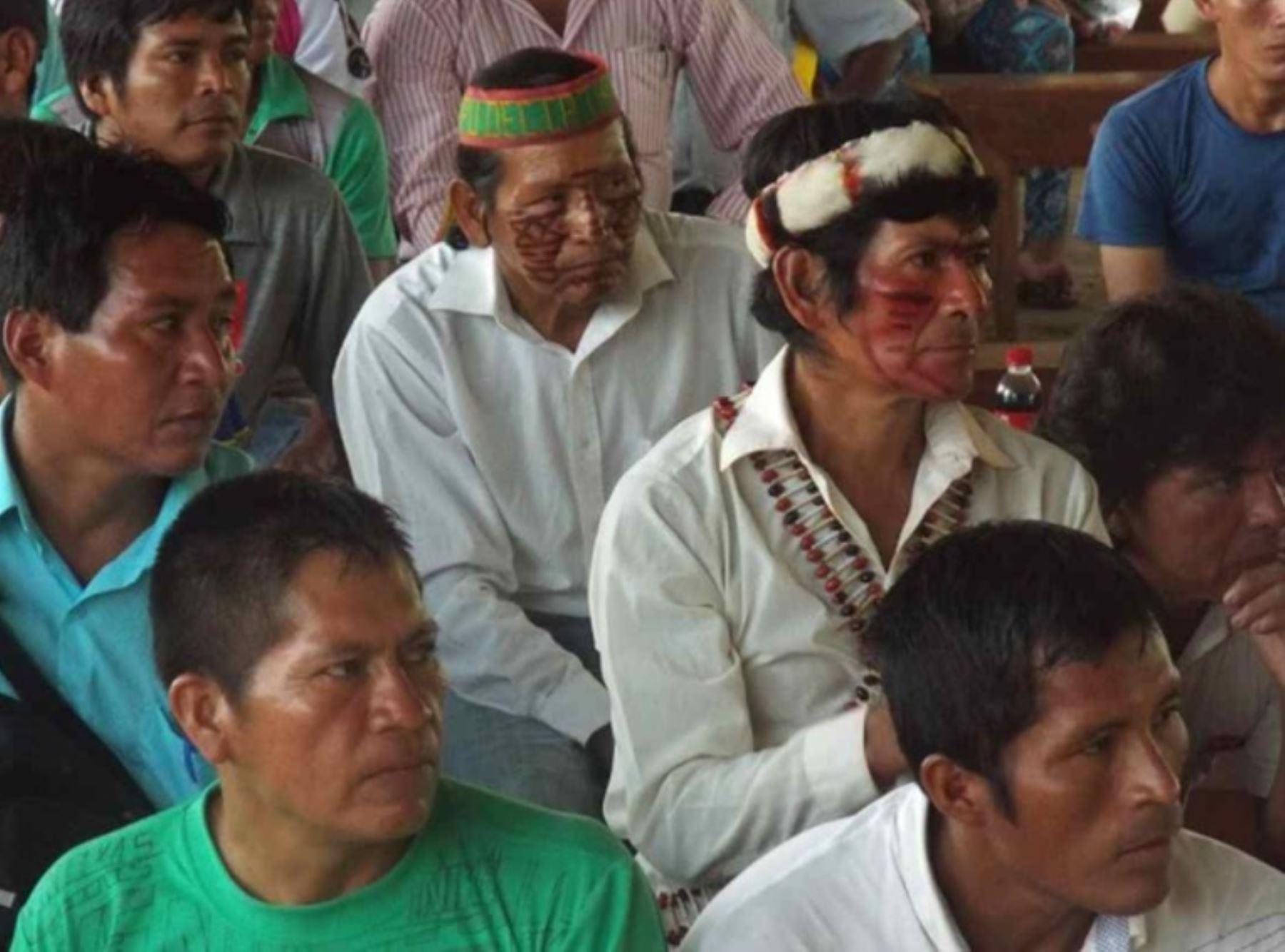 Comunidades amazónicas protagonizarán lanzamiento de Agenda País Bicentenario en Loreto. /Difusión