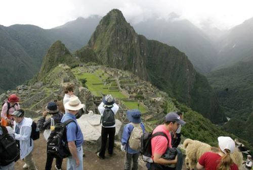 Machu Picchu. Foto: ANDINA/Difusión