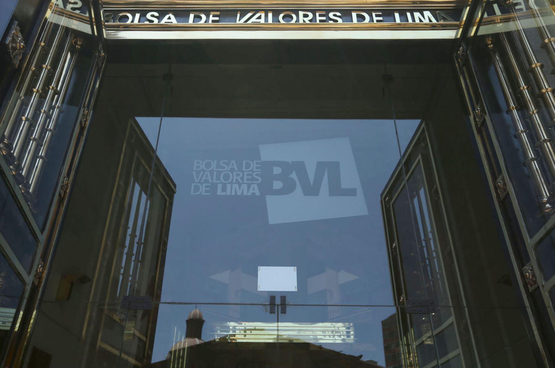 Bolsa de Valores de Lima ANDINA/Difusión