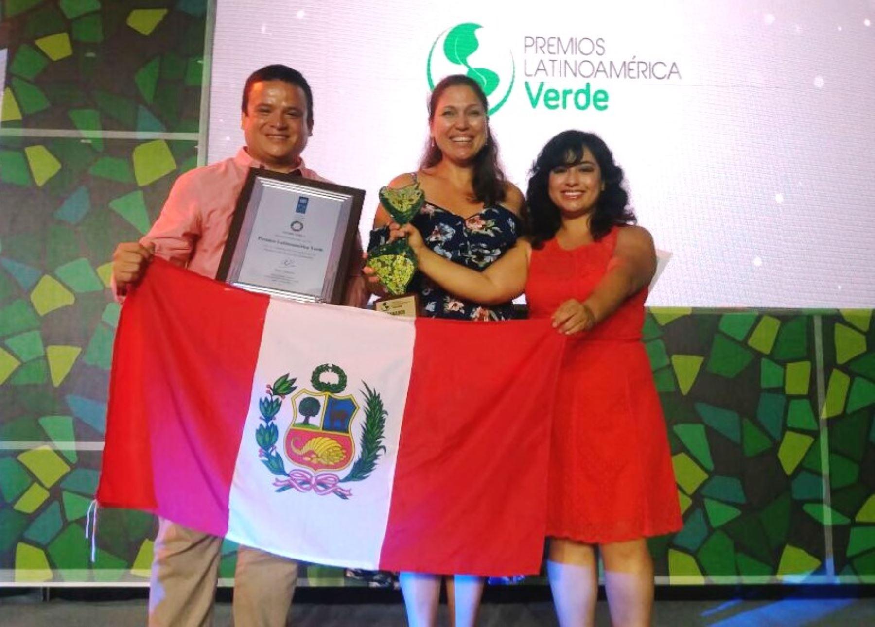 Perú gana premio Latinoamericano de biodiversidad con proyecto amazónico. Foto: ANDINA/Difusión.