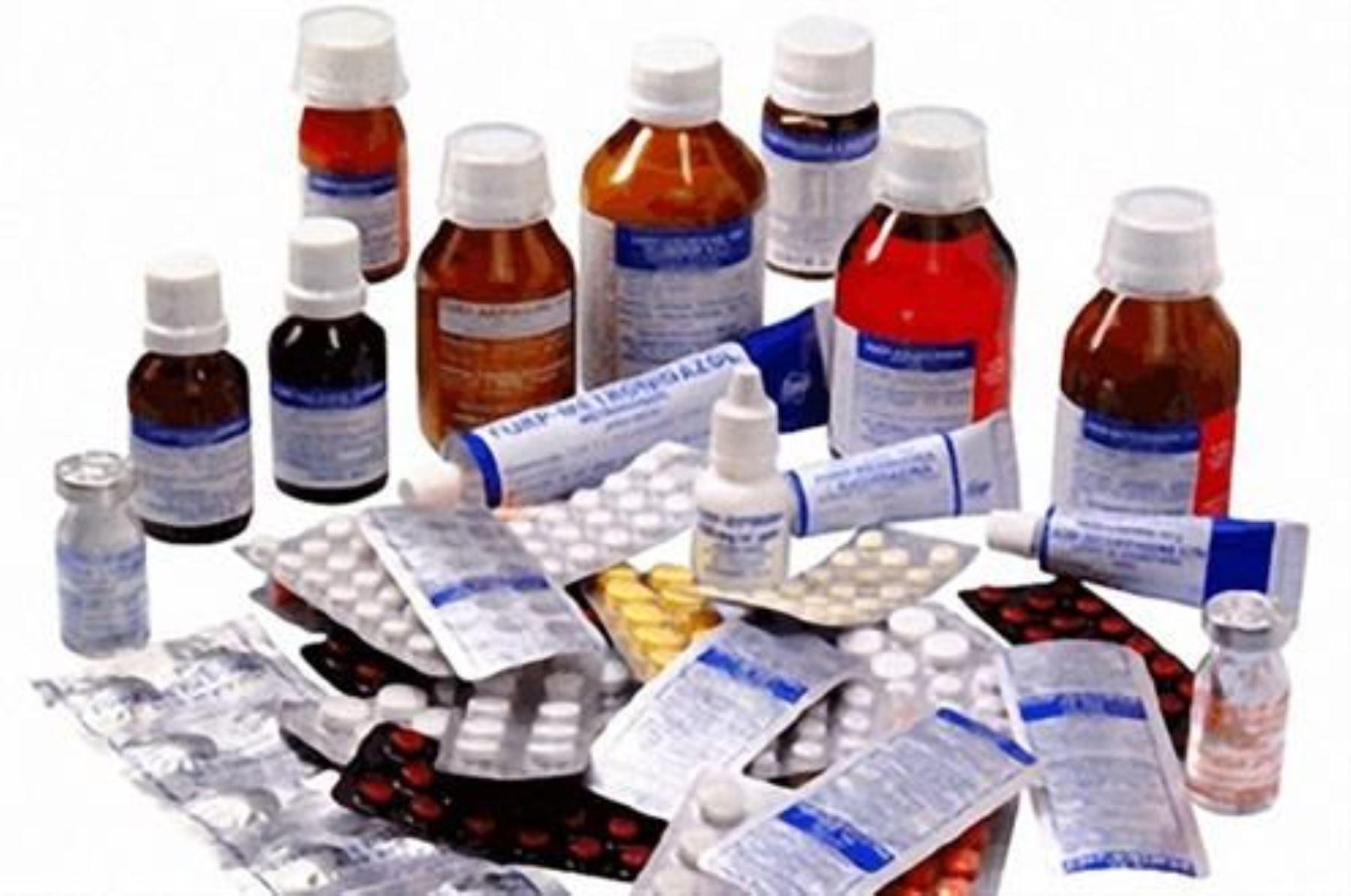 Medicamentos en la mira por su impacto en la economía de las familias. ANDINA/Difusión
