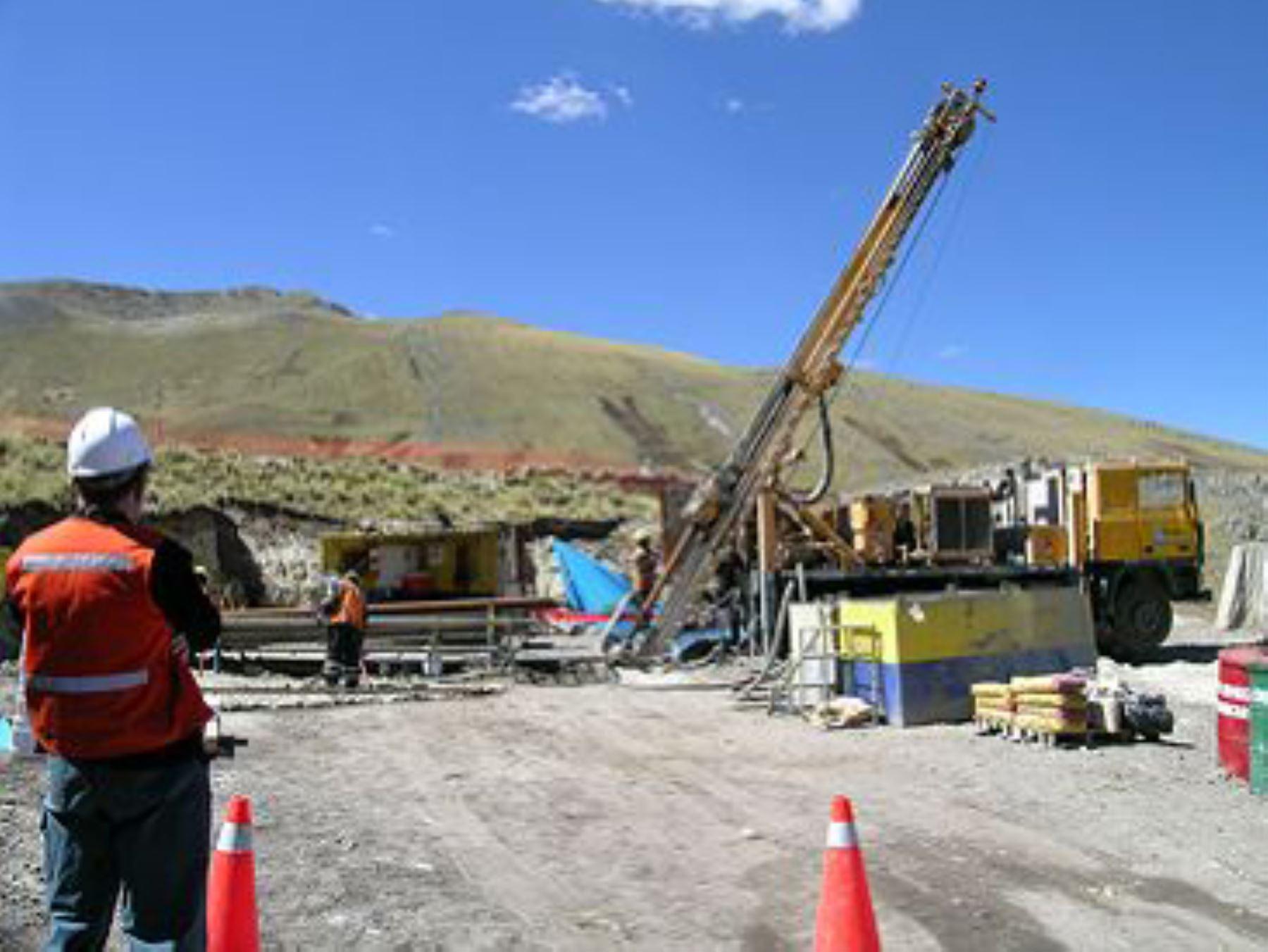 Megaproyectos en el Perú. ANDINA/Difusión