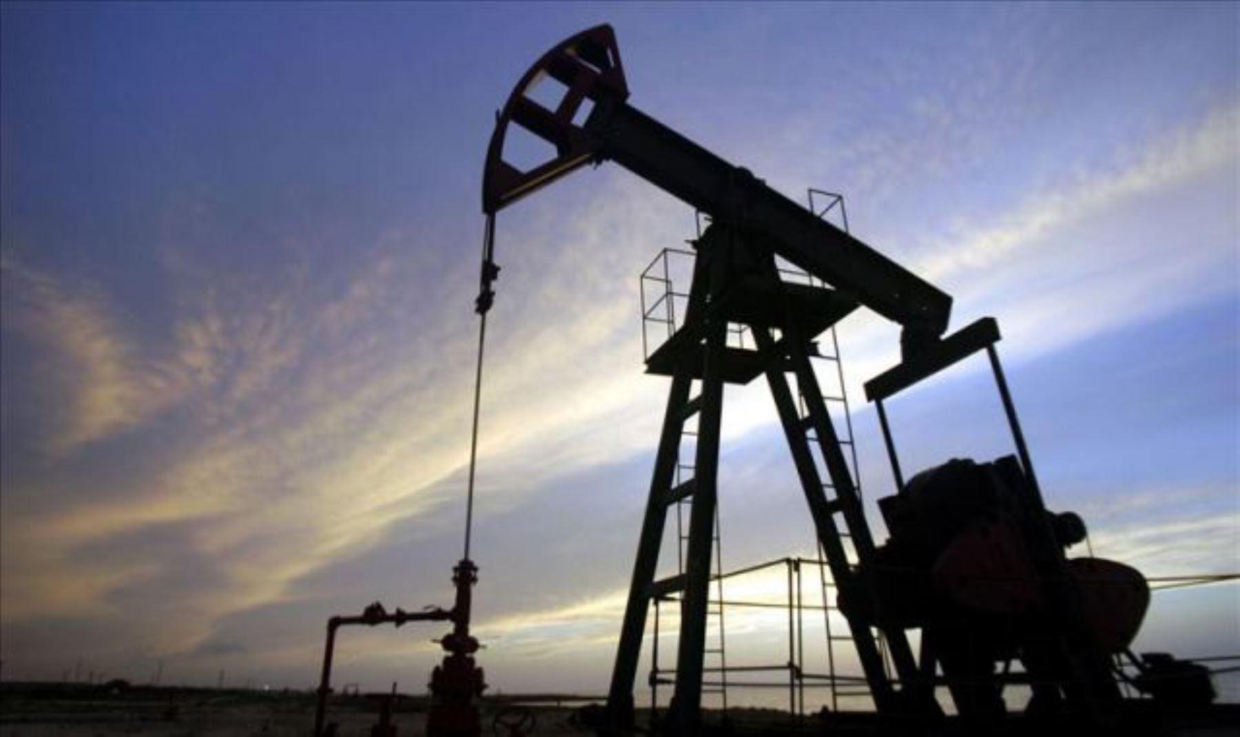 Pozo de petróleo. EFE
