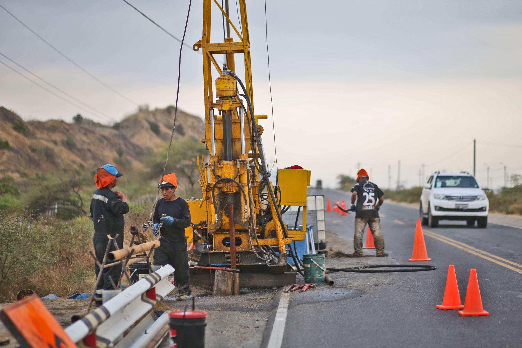 Plan de Reconstrucción con Cambios estima inversión por S/ 25,655 millones. ANDINA/Oscar Farje