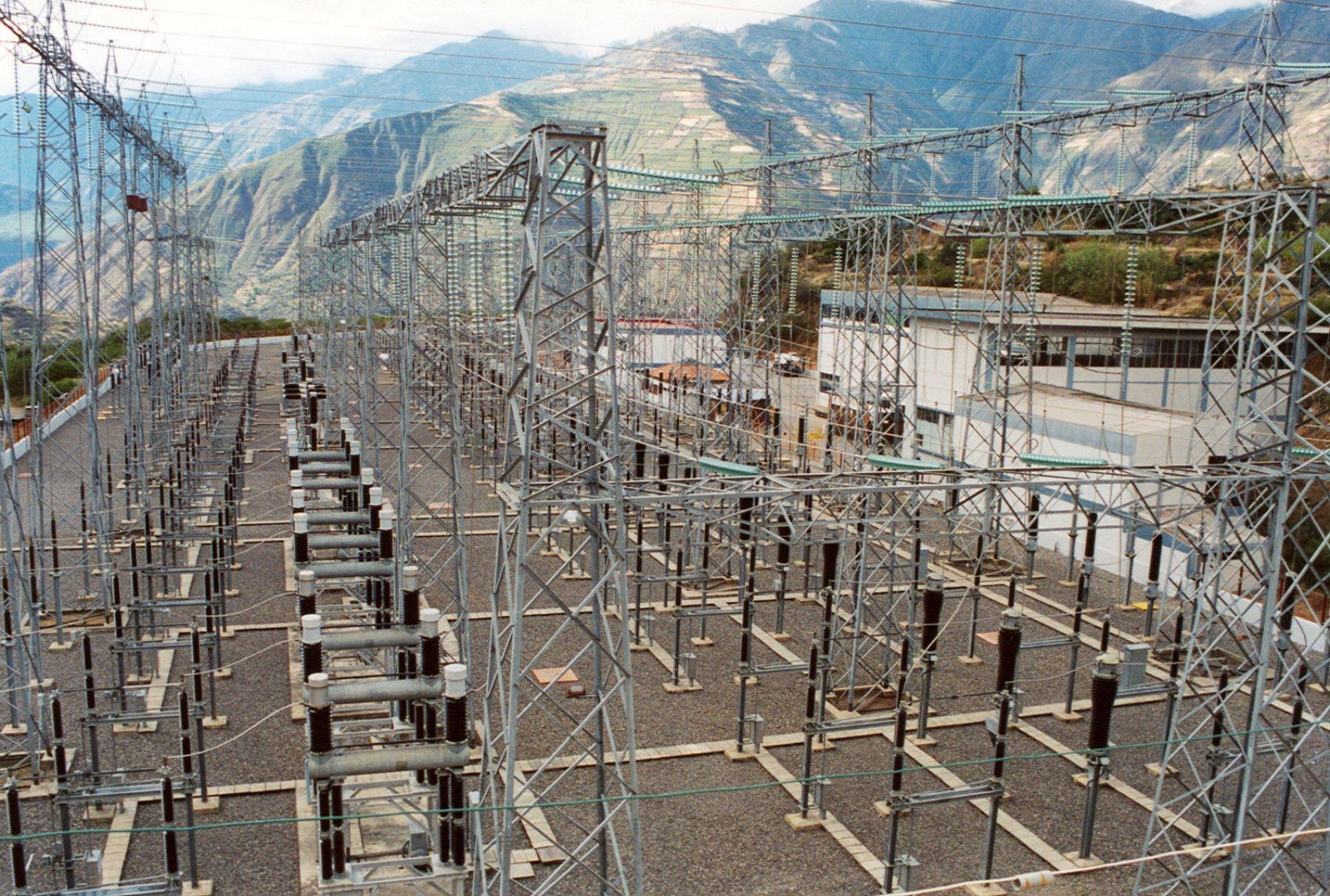 Electricidad. Foto: ANDINA/Difusión