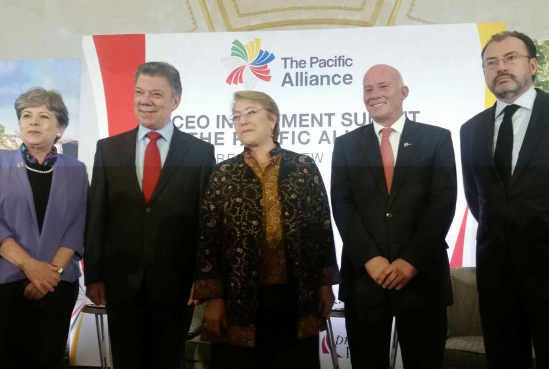 ECLAC underscores progress in the Pacific Alliance