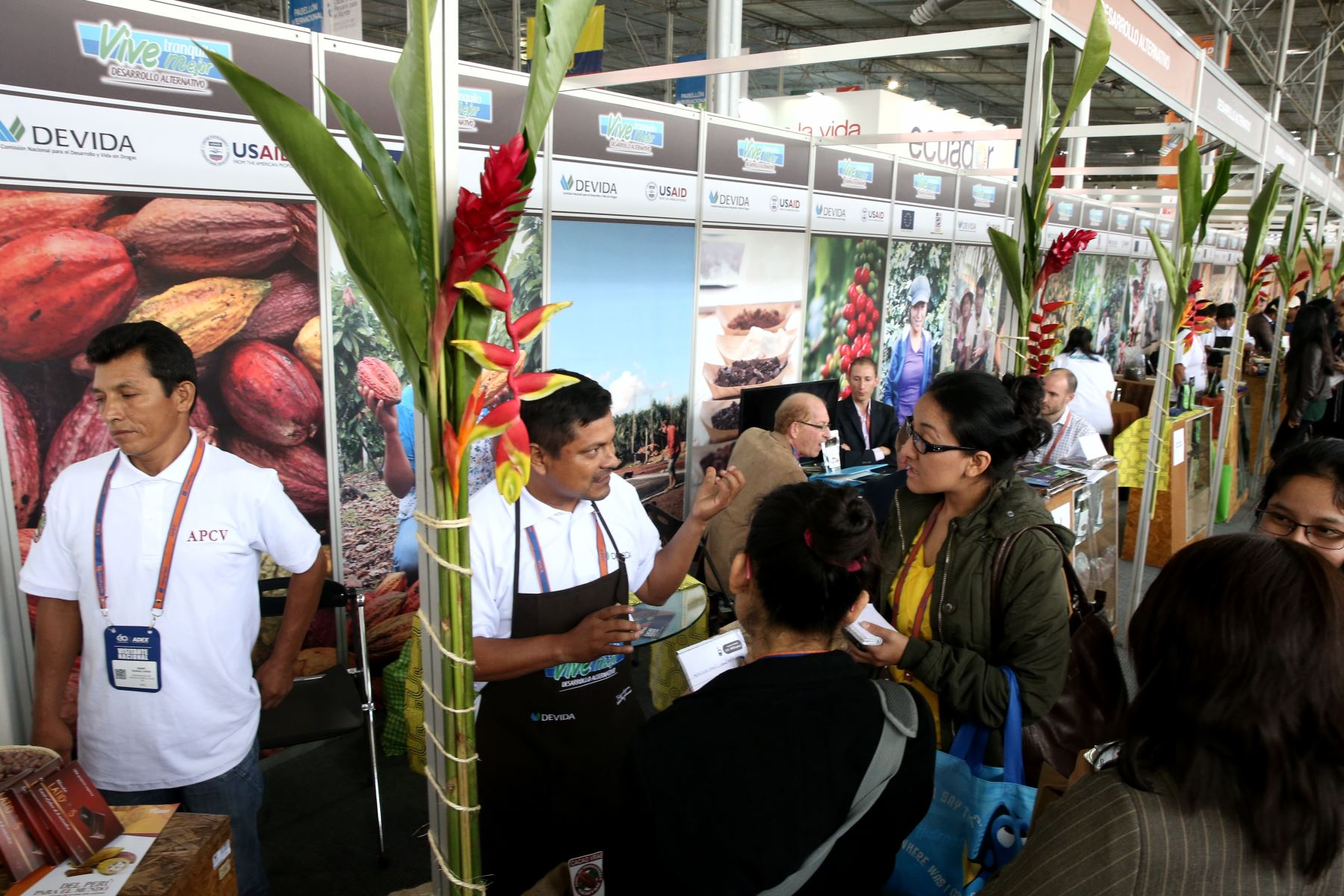 Mincetur busca promover la internacionalización de las empresas peruanas. ANDINA/Oscar Farje