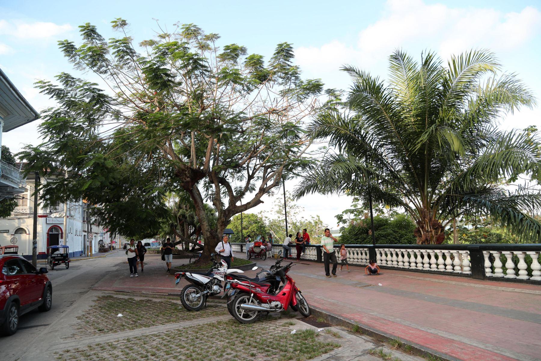 Iquitos apuesta por el turismo para alcanzar el desarrollo. EFE