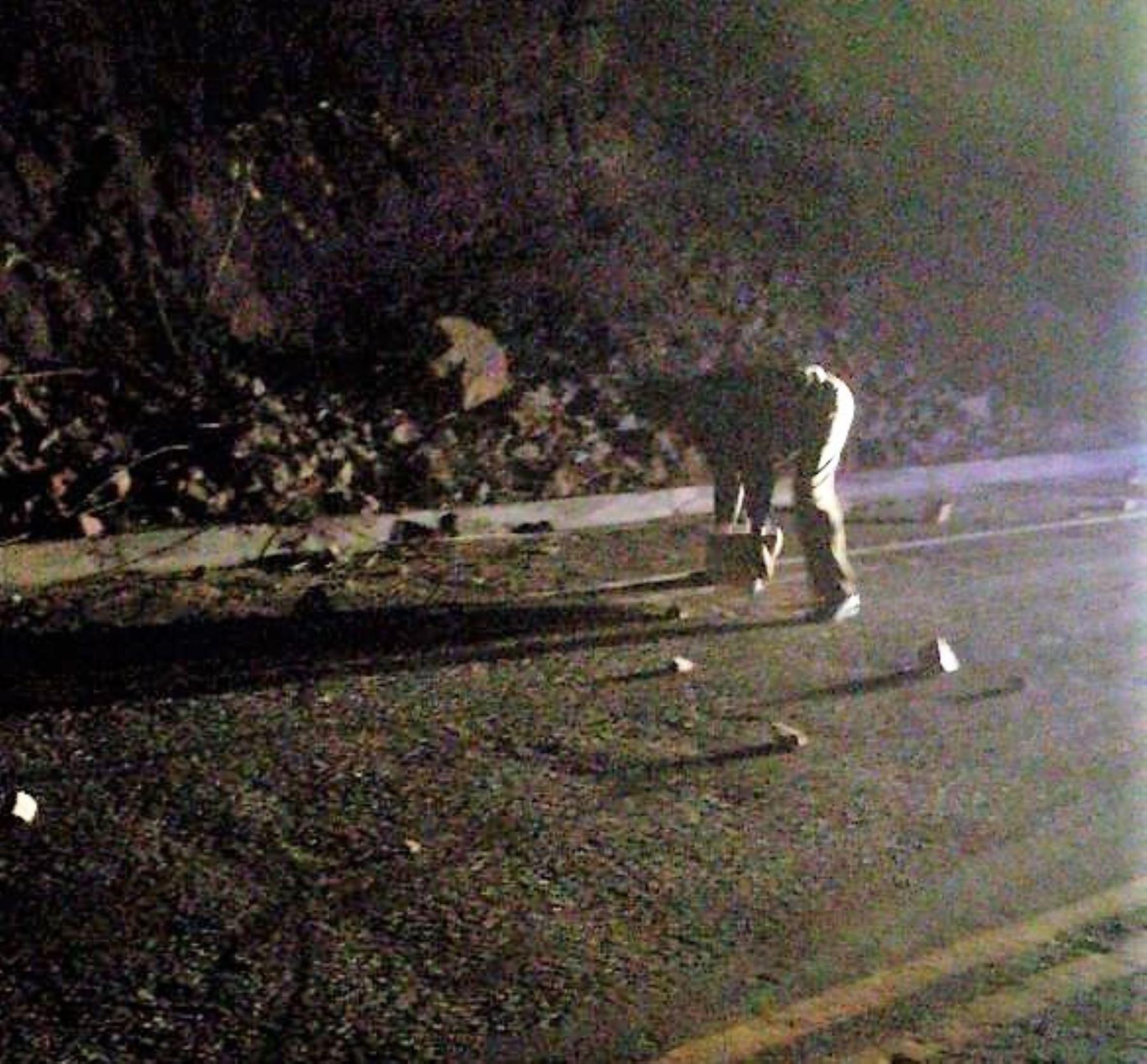 Defensa Civil de Arequipa reportó la caída de piedras en la carretera a Vítor. ANDINA/Difusión
