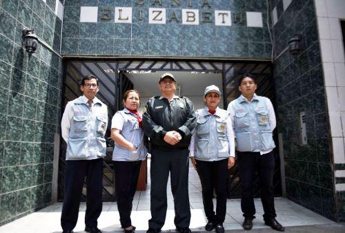Auxiliares de Policía han optimizado trabajo en comisarías a favor de ciudadanía. Foto: Archivo/ANDINA