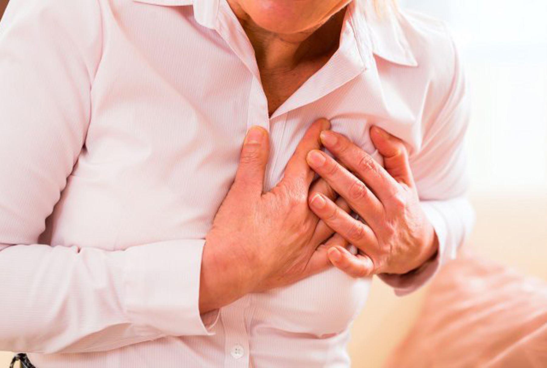 ¡Alerta! Problemas al corazón que terminan en muerte son provocadas por hipertensión   Noticias