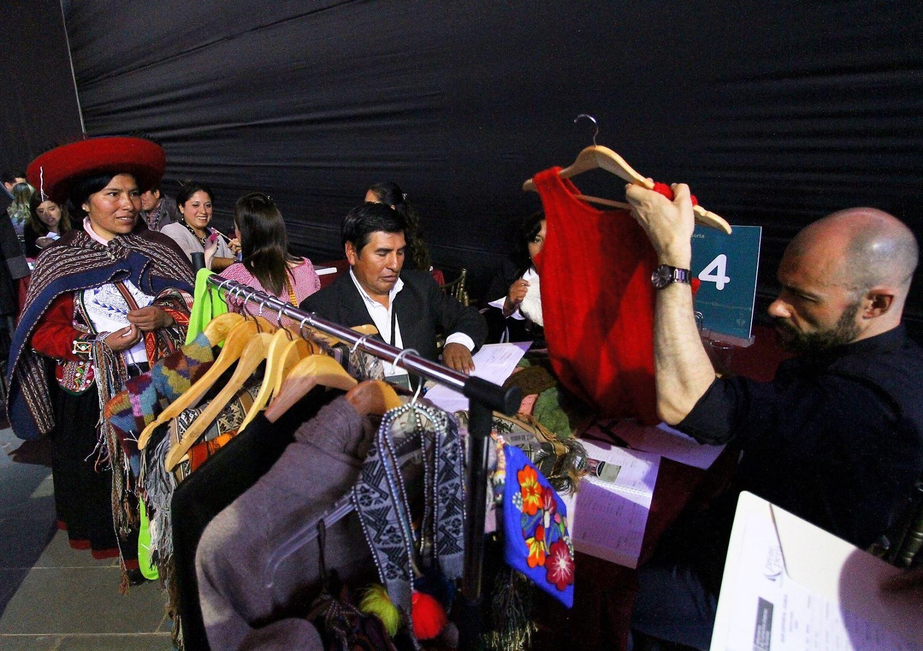 Región Cusco es el mayor productor nacional de la fibra de alpaca. ANDINA/Percy Hurtado