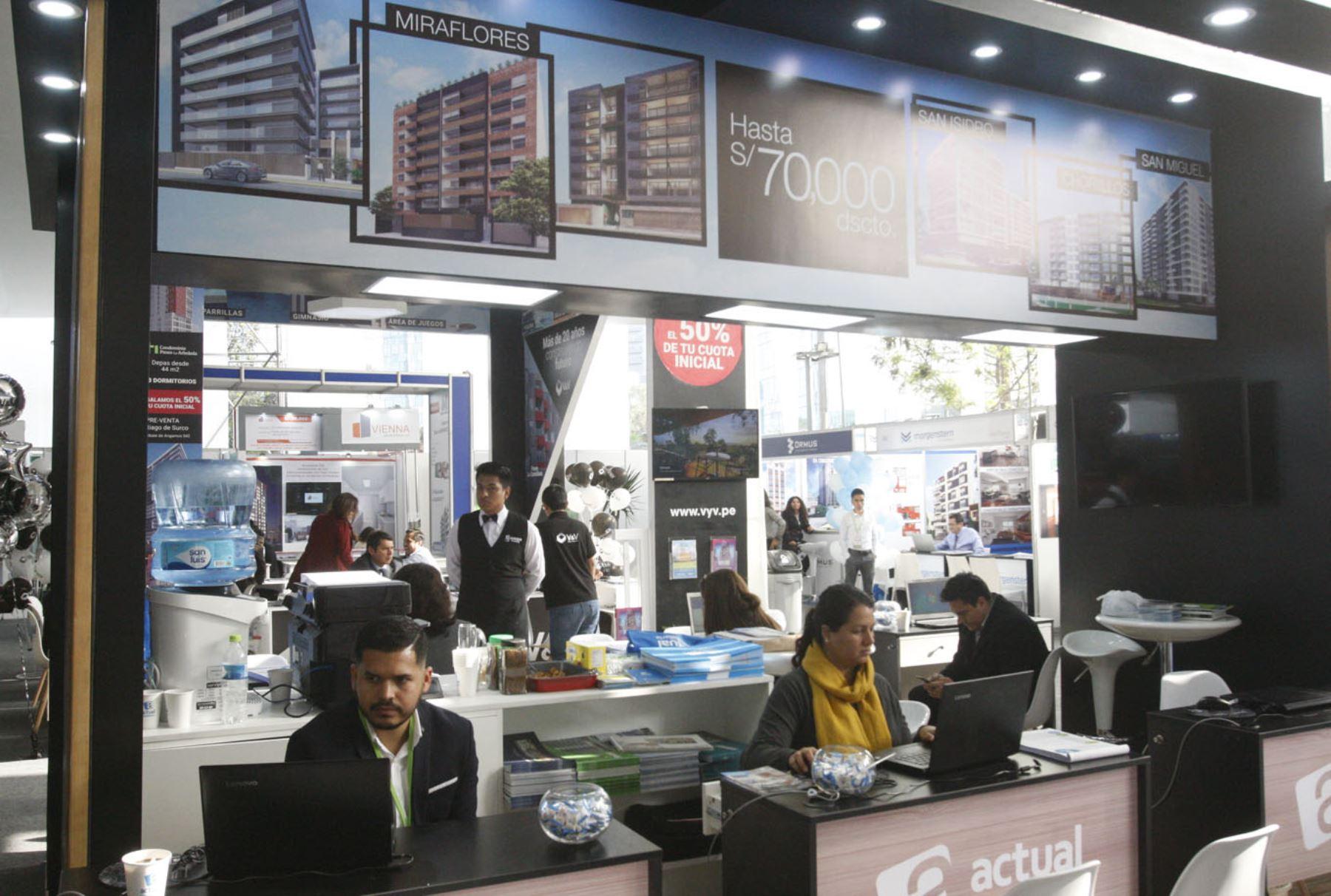 Feria Inmobiliaria Expo Urbania 2017.
