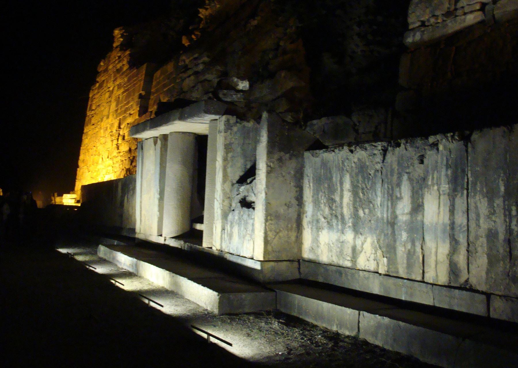 Áncash propone poner en valor el complejo arqueológico Chavín de Huántar. ANDINA