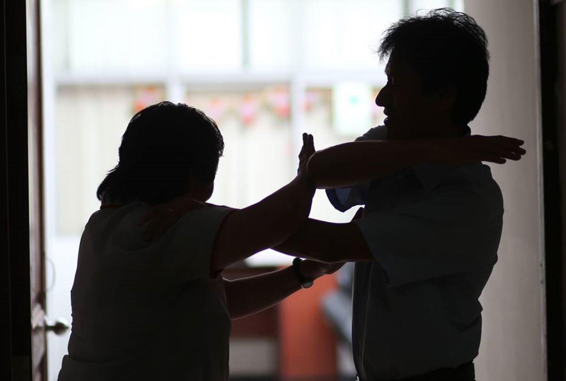 """""""Ya estamos ad portas de superar las cifras de feminicidio del año pasado"""", subrayó la experta. Foto: ANDINA/archivo"""