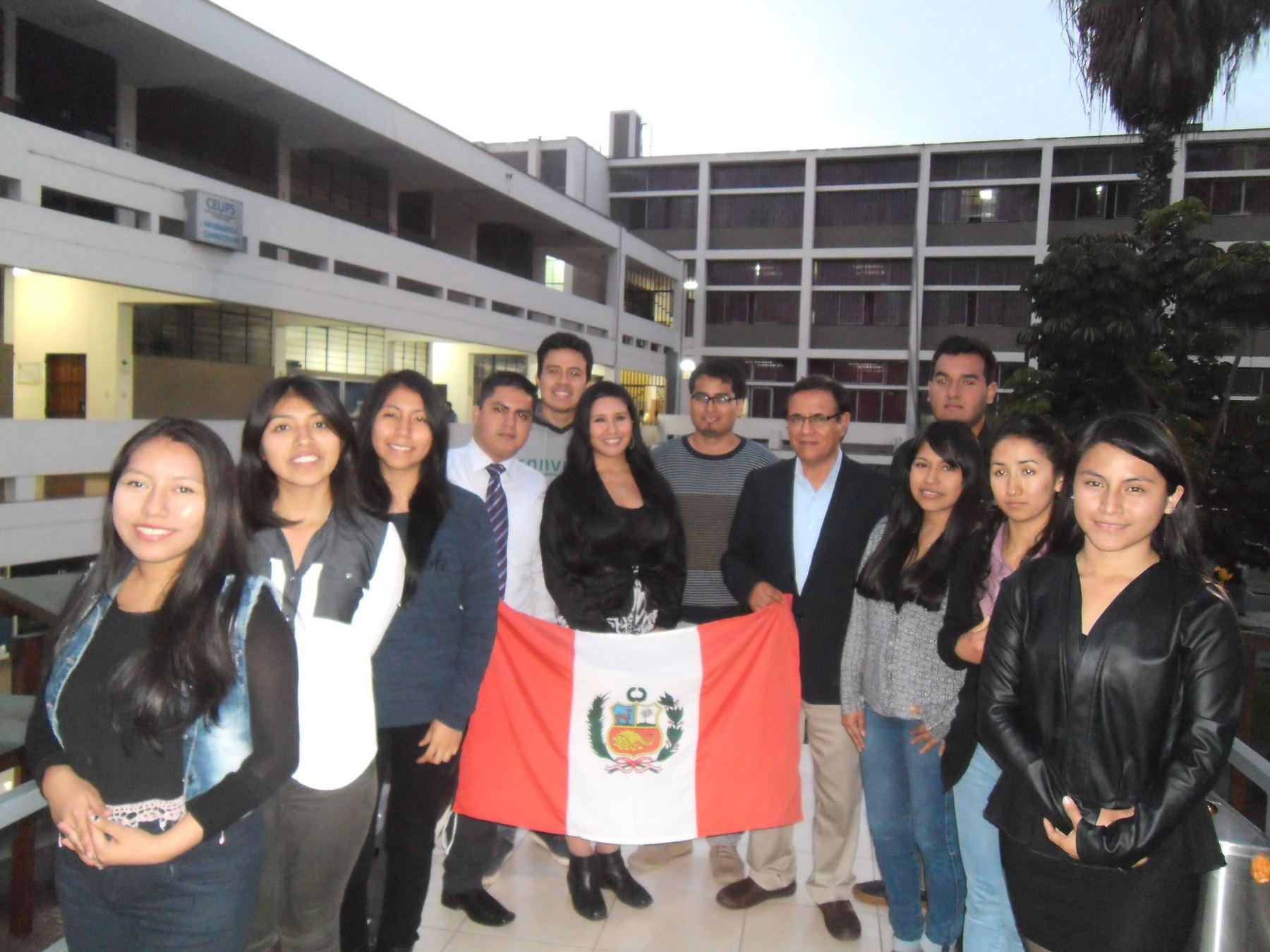 Estudiantes sanmarquinos participarán en encuentro latinoamericano de innovación en Colombia. Foto: Andina/Difusión.