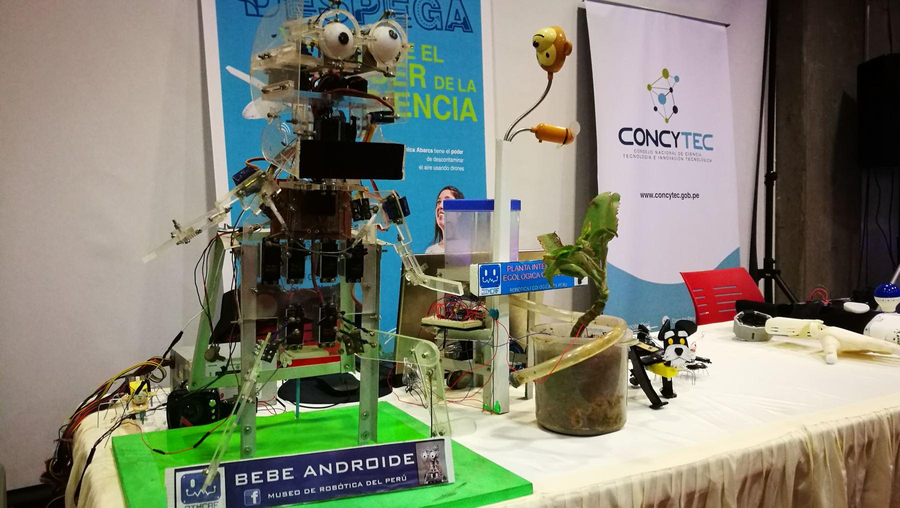 inventos tecnologicos feria de la ciencia