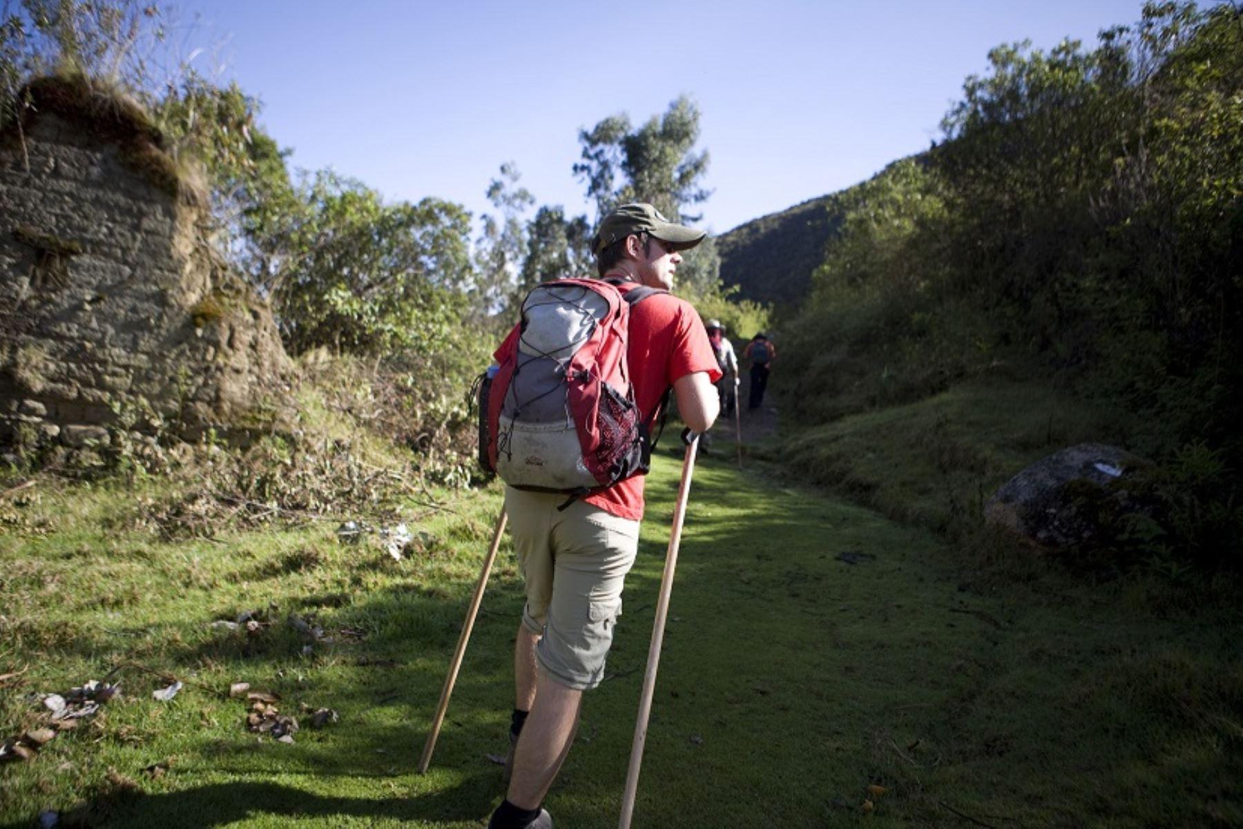 El Perú cuenta con maravillosos escenarios naturales ideales para la práctica del turismo de aventura. ANDINA/Difusión