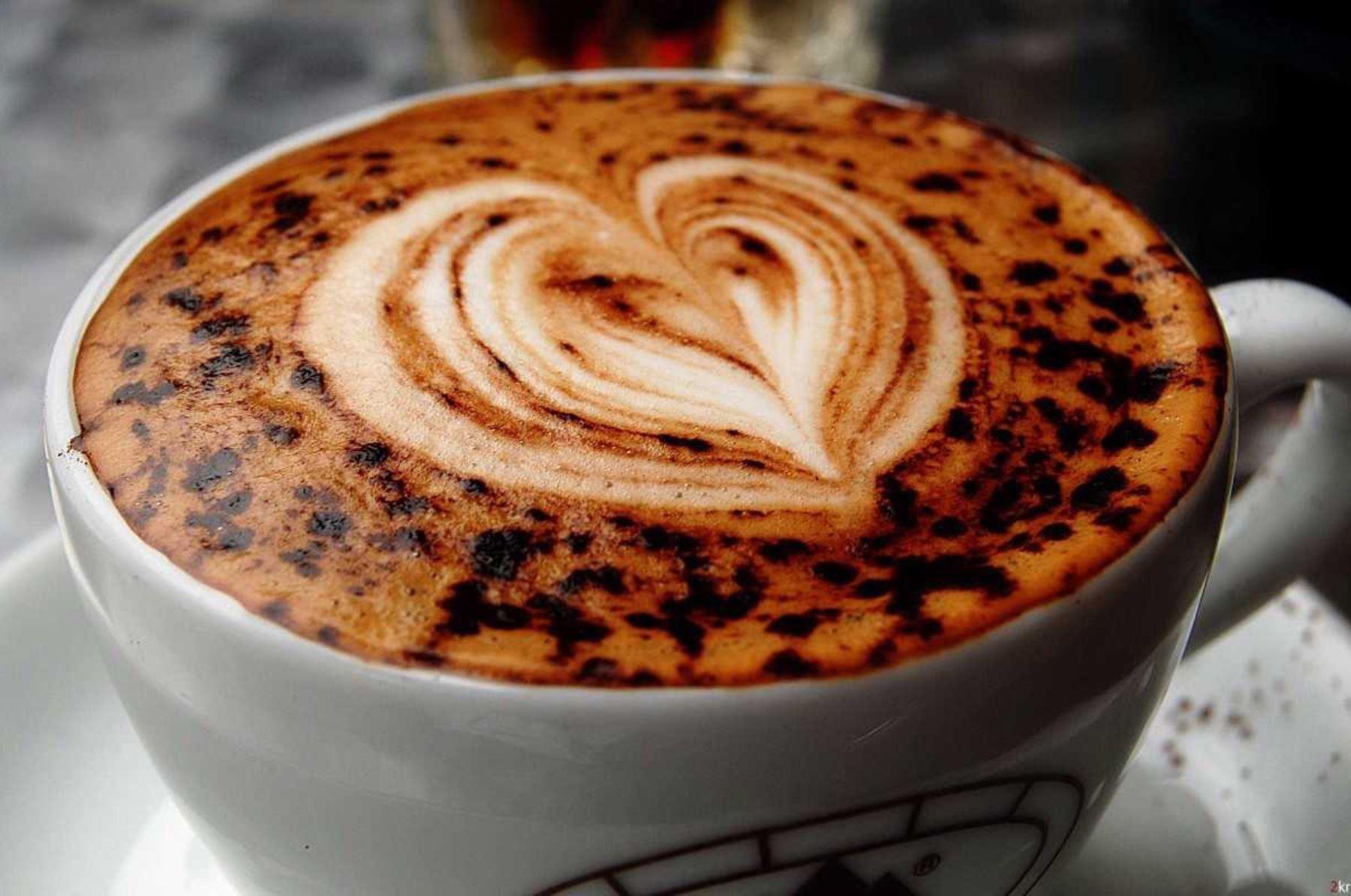 Taza de café. ANDINA/Difusión