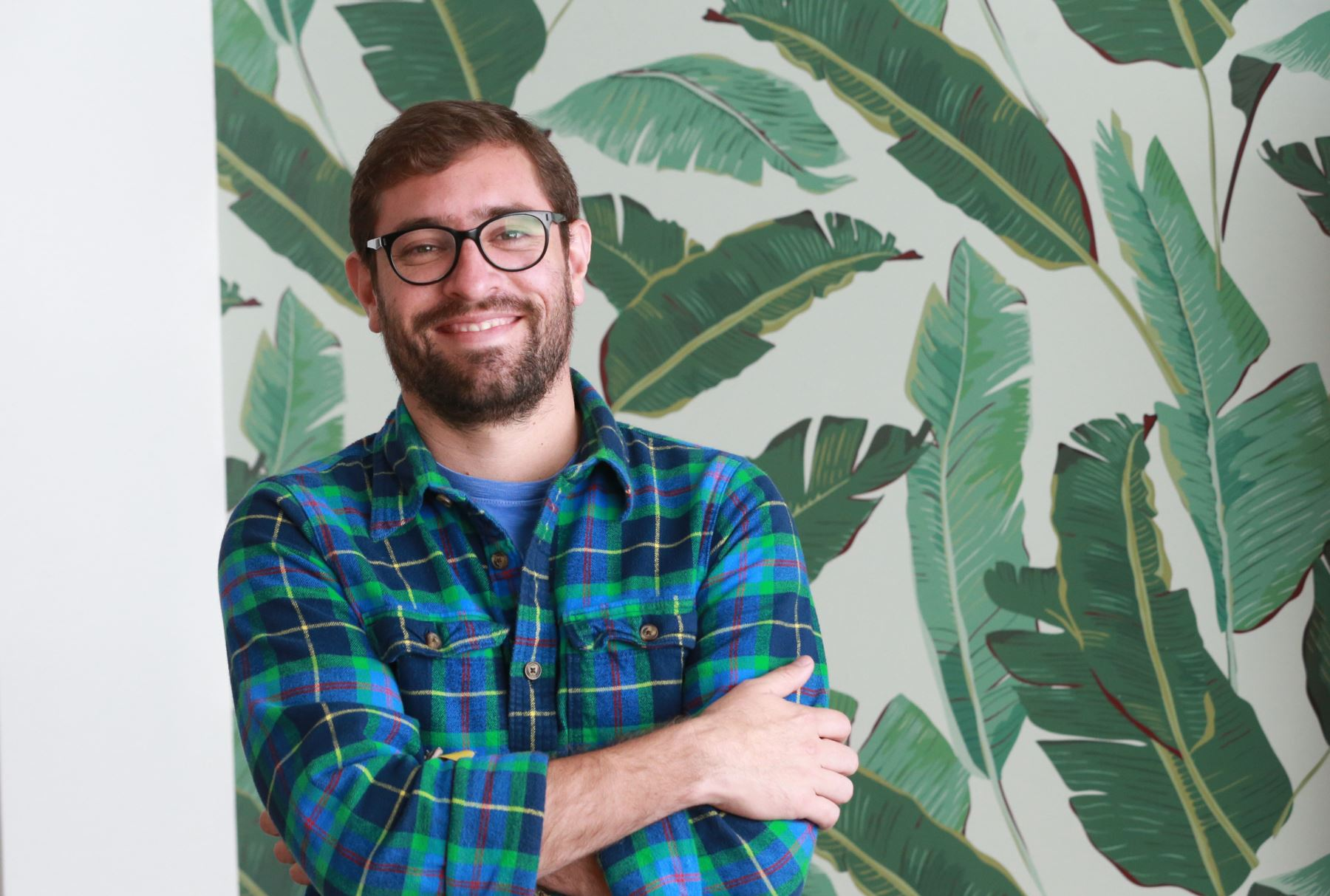 Herman Marín es cofundador de Laboratoria.
